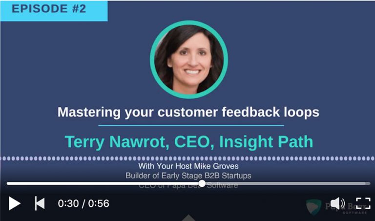 Mastering your feedback loops with Terry Nawrot
